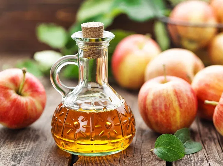Apple Vinegar for wrinkles