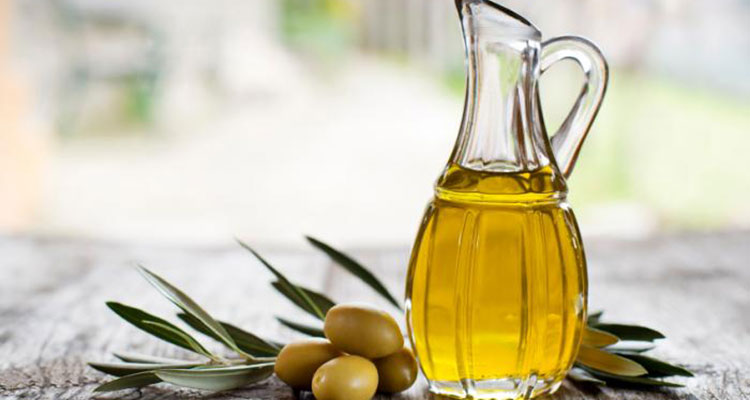 olive-oil for remove wrinkles face